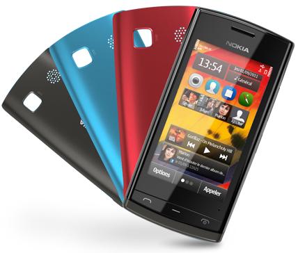 Nokia 500, Nokia 500 Review, Nokia 500 Price, Nokia 500 Sim Free