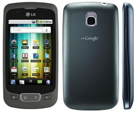 LG Optimus One, LG Optimus One P500