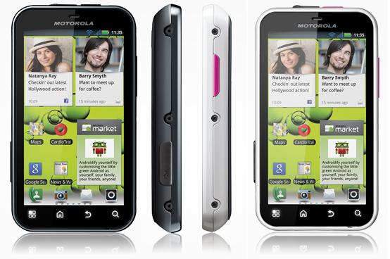 Motorola Defy Plus, Motorola Defy +