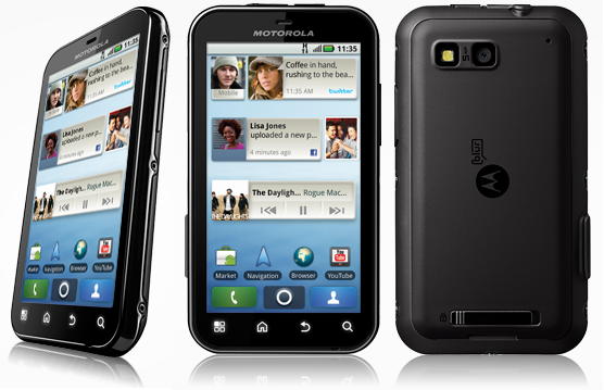 Motorola Defy, Motorola Defy Review, Motorola Defy Features