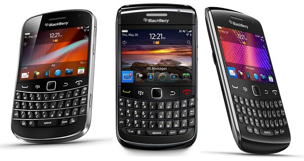 Blackberry Phones, Blackberry Mobile Phones