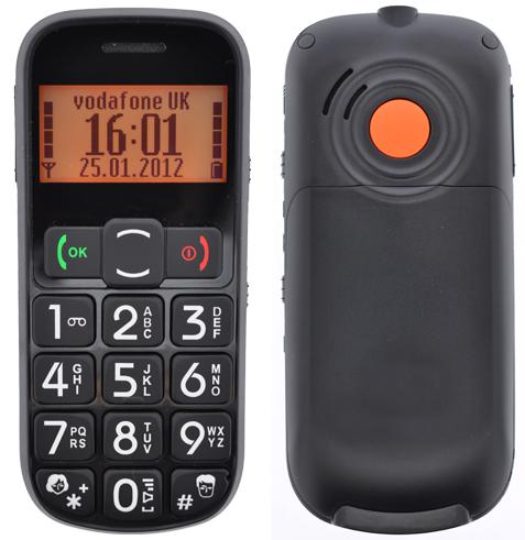 Big Button Mobile Phone, Big Button Phone