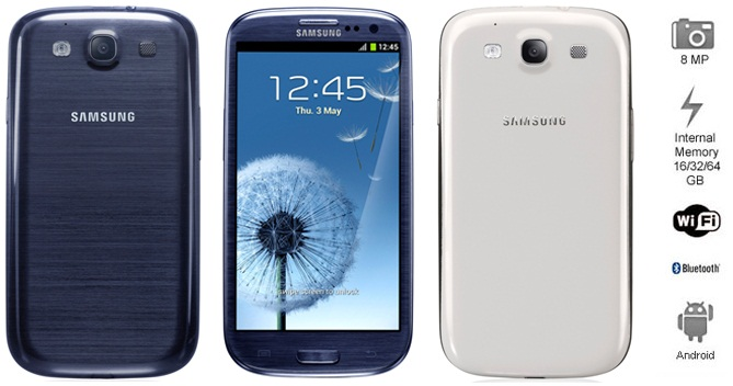 Samsung Galaxy S3, Samsung Galaxy Siii
