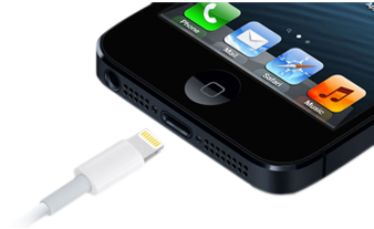 iPhone 5 Lightning Car Charger