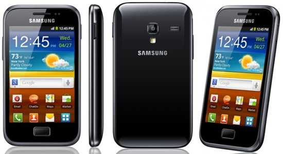 Samsung Galaxy Ace s7500