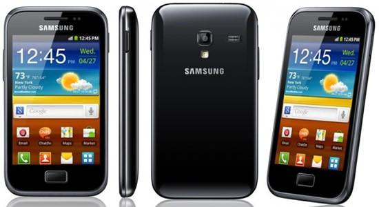 Samsung Galaxy Ace s7500
