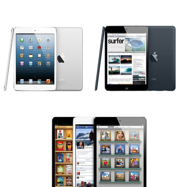 Apple iPad 4 and New iPad Mini