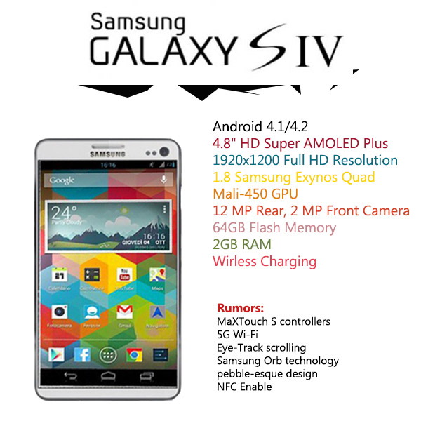Samsung Galaxy S4 Price-Review And Features