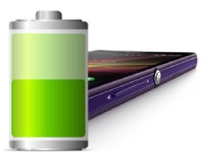 Battery Life - Sony Xperia Z