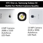 HTC One vs. Samsung Galaxy S4: Camera Quality