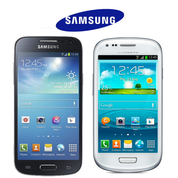 Galaxy S4 Mini Vs Galaxy S3 Mini