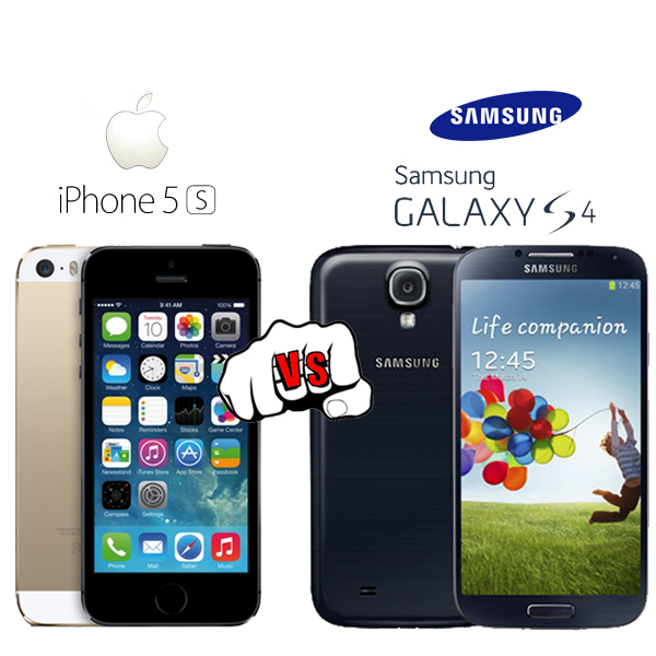 iphone-5S-Galaxy-S4