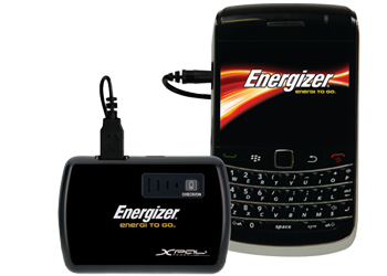 Energizer Xp2000 Universal Portable Charger Kit