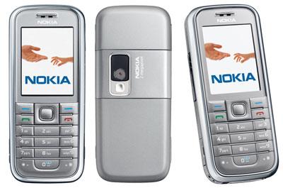 Nokia 6233 Mobile Phone Silver Grade A Sim Free Unlocked