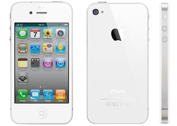 Apple iPhone 4S 64GB Sim Free Unlocked Mobile Phone - White
