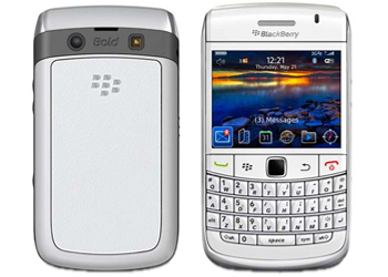 Blackberry 9700 Onyx Grade A Sim Free Unlocked Mobile Phone - White