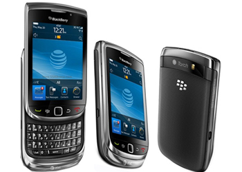 Blackberry 9800 Torch Sim Free Unlocked Mobile Phone