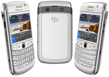 Blackberry Bold 9780 Sim Free Unlocked Mobile Phone - White