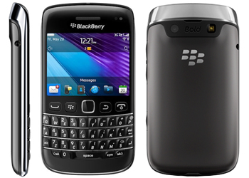 Blackberry Bold 9790 Sim Free Unlocked Mobile Phone - Black