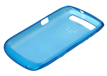 Blackberry Curve 9350/9360/9370 Soft Shell Case Sky Blue