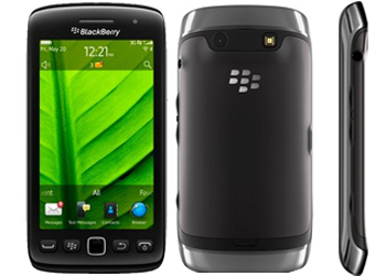 Blackberry Torch 9860 Sim Free Smartphone - Black