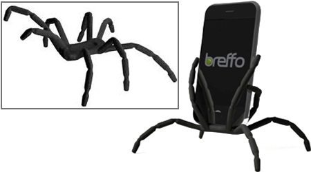 Breffo SpiderPodium Stand Black