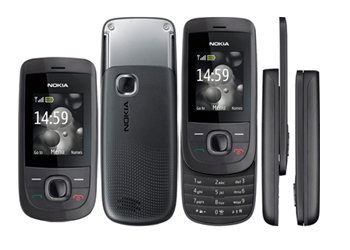 Nokia 2220 Graphite Mobile Phone