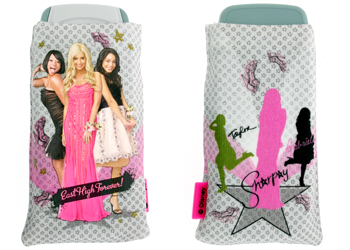 High School Musical 3 Cutest 2 Mobile Phone Sock