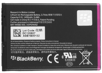 Genuine Blackberry J-S1 Battery 1250mAh