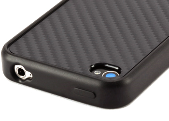 Griffin GB01860 Apple iPhone 4/4S Reveal Etched Graphite Case Black
