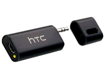 HTC Bluetooth Music Streaming Stereo Clip Adapter