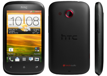 HTC Desire C Android T-Mobile Pay As You Go Mobile Phone  Black