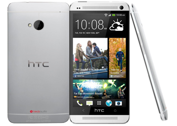 HTC One 32GB UK SIM Free / Unlocked Smart Mobile Phone- Silver