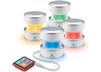 iHome iHM61 Rechargeable Color Changing Mini Speaker