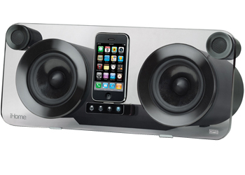 iHome iP1 Studio Series 100 Watts Audio System for Apple iPhone/iPod