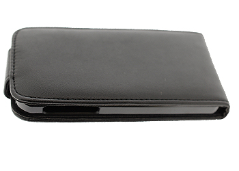Fonerange iphone 5 executive leather slim case cover - black