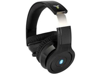 iT7X Wireless Bluetooth Headphones with Microphone Black