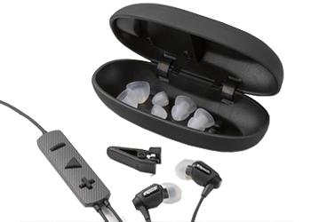 Klipsch Image S5i Rugged In-Ear Headphone - Black