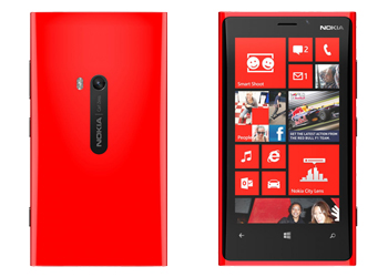 Nokia Lumia 920 Pay As You Go Mobile Phone  Black