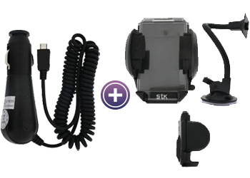 Nokia N900 Holder & In Car Charger Review