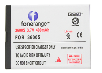 Fonerange nokia bl-4s replacement battery pack