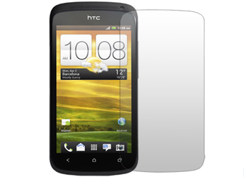 Fonerange twin pack screen protector for htc one s