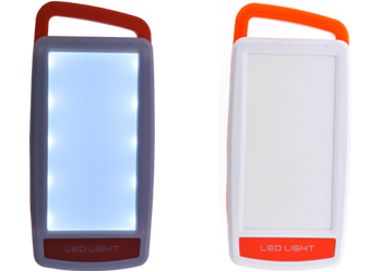 Fonerange universal solar charger with led light panel