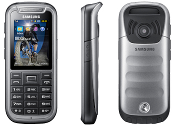 Samsung C3350 Solid X-Cover 2 Sim Free Mobile Phone