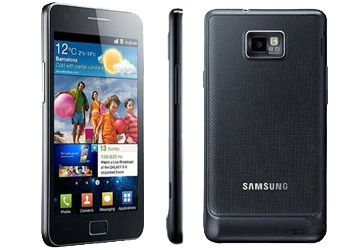 Samsung Galaxy S2 i9100 Sim Free Unlocked Mobile Phone - Black
