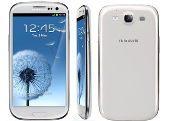 Samsung Galaxy S3 i9300 Android Sim Free Unlocked Mobile Phone - White