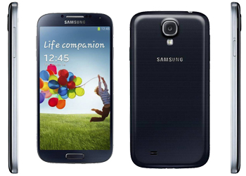 Samsung Galaxy S4 I9500 SIM Free / Unlocked Android Smartphone - Black