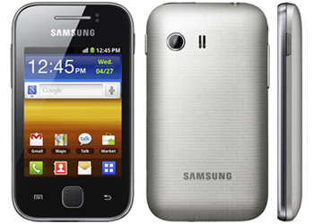 Samsung Galaxy Y S5360 Android O2 Pay As You Go