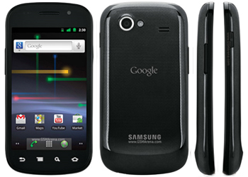 Samsung Google Nexus S i9023 Mobile Phone