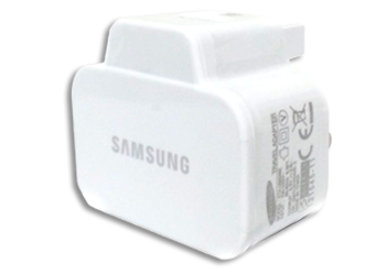 OFFICIAL SAMSUNG 2AMP MAINS CHARGER & DATA CABLE FOR SAMSUNG GALAXY